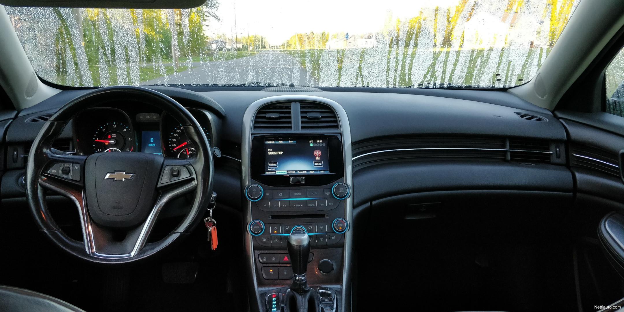Chevrolet Malibu 4 ov LTZ 2 0D 117kW AT6 Sedan 2013 Used vehicle