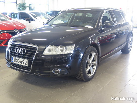 audi a6 avant s line business plus 2 7 v6 tdi dpf quattr farmari 2011 vaihtoauto nettiauto. Black Bedroom Furniture Sets. Home Design Ideas