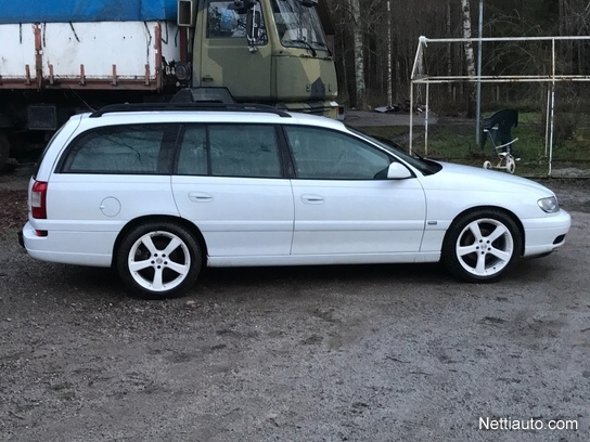 Opel Omega 22 16 Classic Wag Station Wagon 2001 Used Vehicle