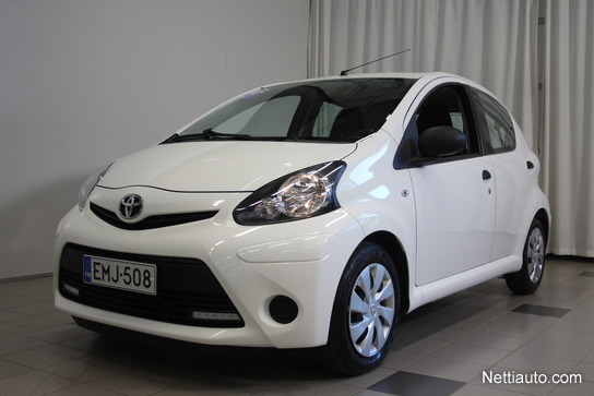 Toyota Aygo 10 Vvt I Aygo Cool 5ov My13 Hatchback 2013 Used