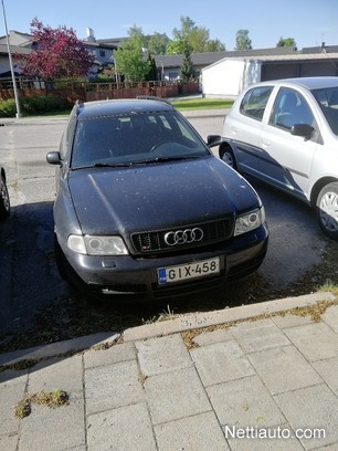 Audi S4 27 Avant Quattro 5d Station Wagon 1998 Used Vehicle