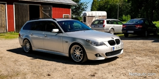 Bmw 530 Diesel Business Touring A Aito M Sport Station Wagon 2005