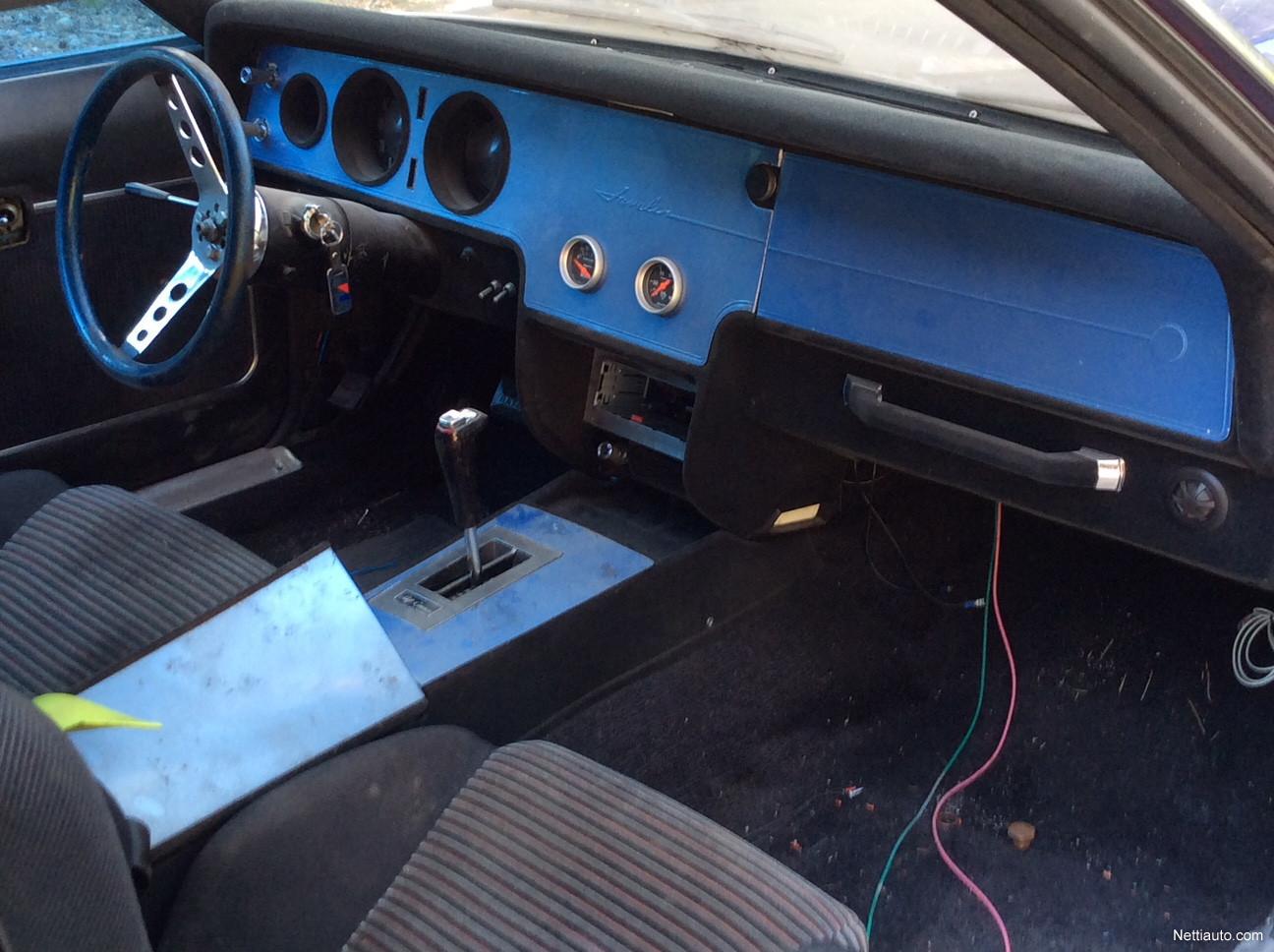 AMC Javelin Sst Javelin Sedan 1970 - Used vehicle - Nettiauto