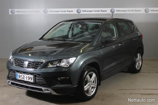 seat ateca 1 4 tsi 150 act 4drive style dsg maastoauto. Black Bedroom Furniture Sets. Home Design Ideas
