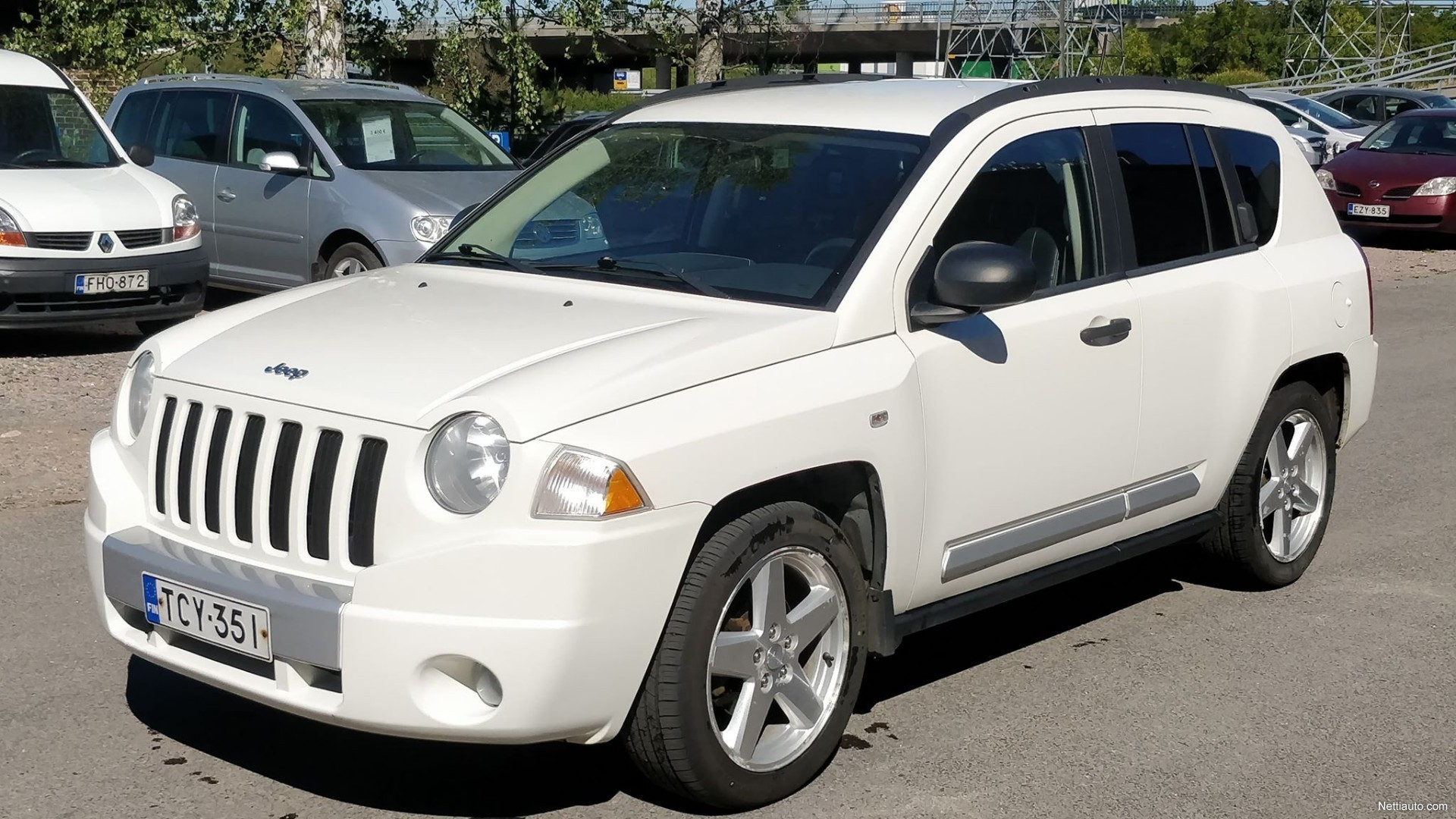 Enlarge image. Jeep Compass
