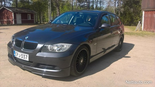 Bmw Alpina D3 Station Wagon 2006 Used Vehicle Nettiauto