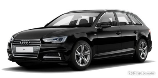 audi a4 avant business sport comfort s line edition 2 0tdi 140kw quattro s tronic farmari 2018. Black Bedroom Furniture Sets. Home Design Ideas