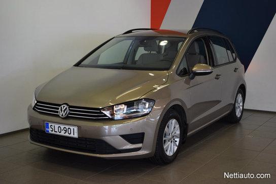 Volkswagen Golf Sportsvan Comfortline 12 Tsi 81 Dsg Mpv 2014 Used