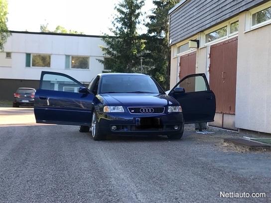 Audi S3 Quattro 3d Hatchback 2000 Used Vehicle Nettiauto