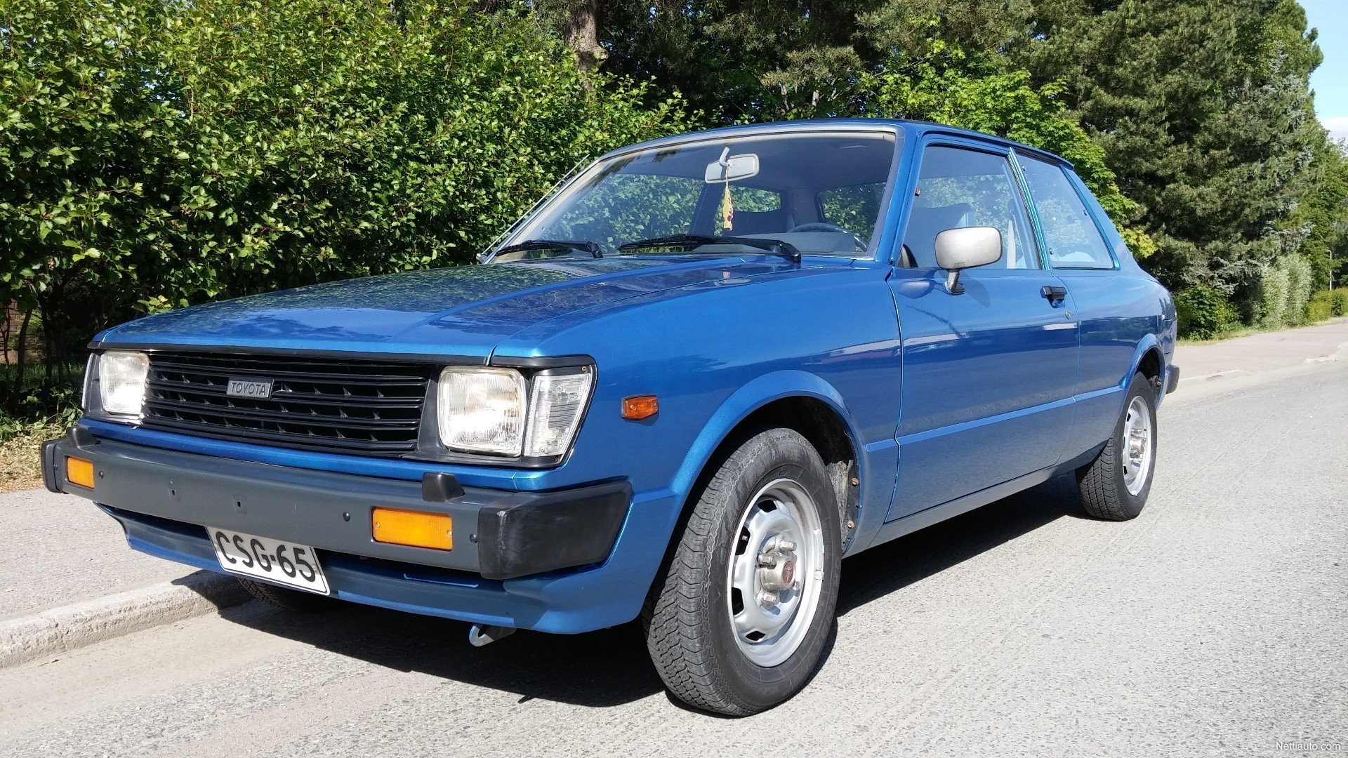 Toyota Tercel 13 Dx 2d Sedan 1981 Used Vehicle Nettiauto 1990 Hatchback Add To Compare Enlarge Image
