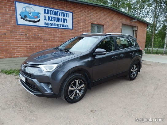 toyota rav4 2 0 valvematic awd active multidrive s maastoauto 2016 vaihtoauto nettiauto. Black Bedroom Furniture Sets. Home Design Ideas