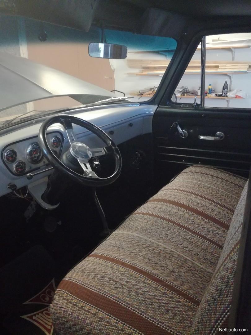Ford F100 V8 Pickup 1955 Used Vehicle Nettiauto Seat