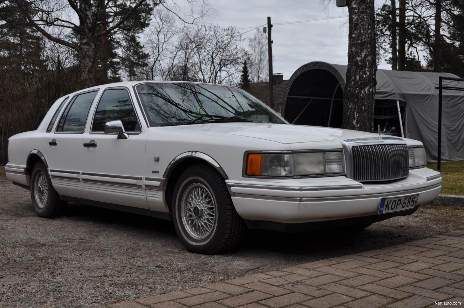 Lincoln Town Car Executive Series Vaihtokin Ky Sedan 1994 Used Enlarge Image