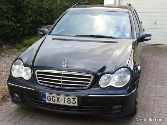 mercedes-benz c 200t cdi avantgarde stw a station wagon 2006 - used