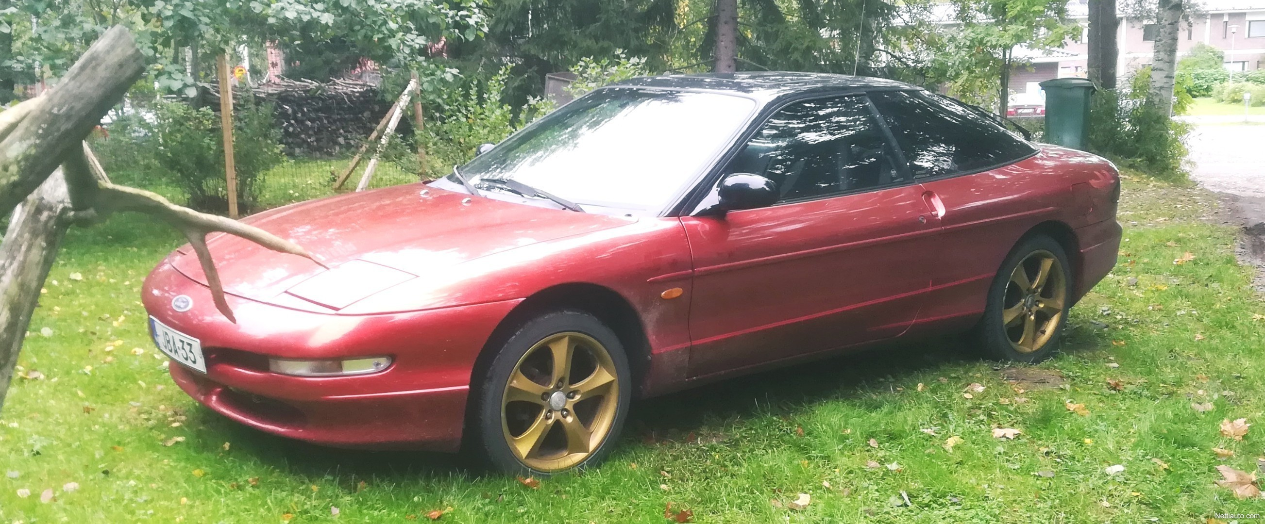 Enlarge image. Ford Probe