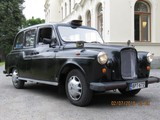 London taxi FX4S