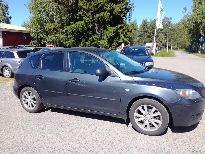 Mazda 3 Sport Vs Touring >> Mazda 3 1 6 75 Touring 5d N56