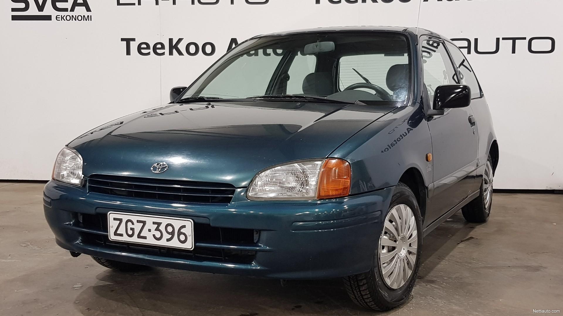 Enlarge image. Toyota Starlet