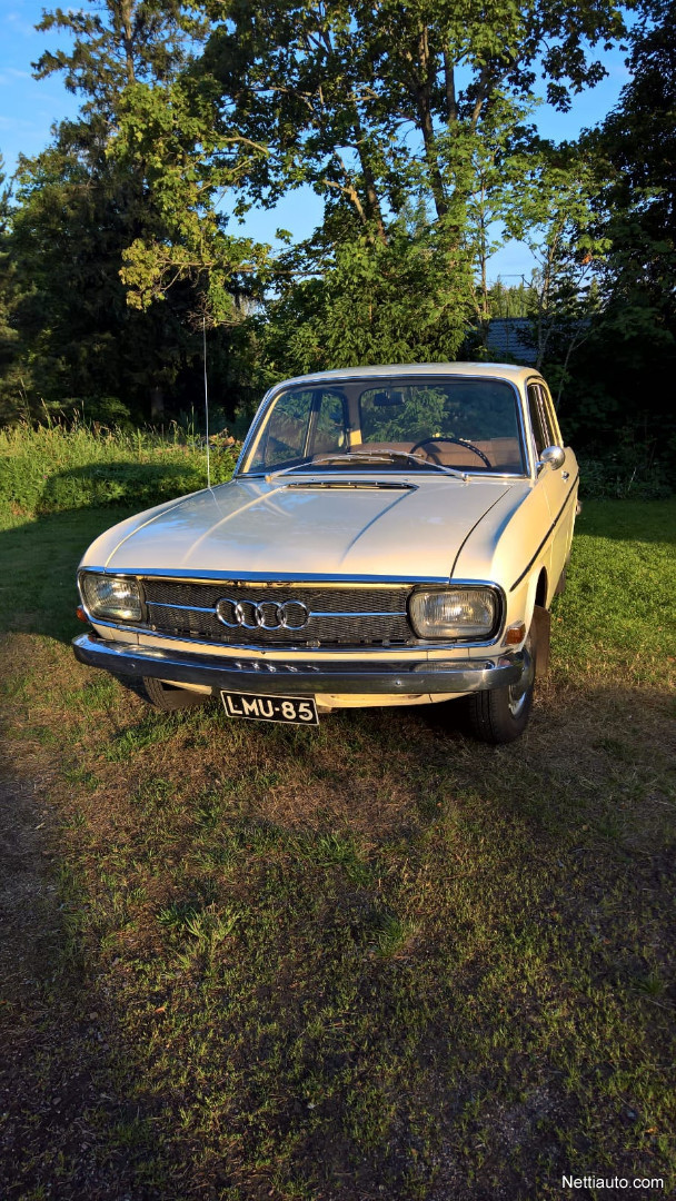 Audi 60 Porrasperä 1969 - Vaihtoauto - Nettiauto