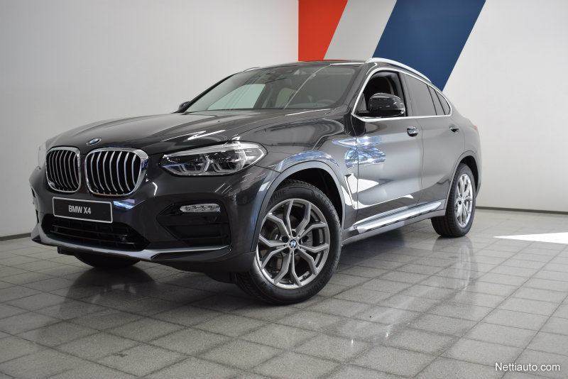 bmw x4 g02 xdrive 20d a business xline hienot varusteet. Black Bedroom Furniture Sets. Home Design Ideas