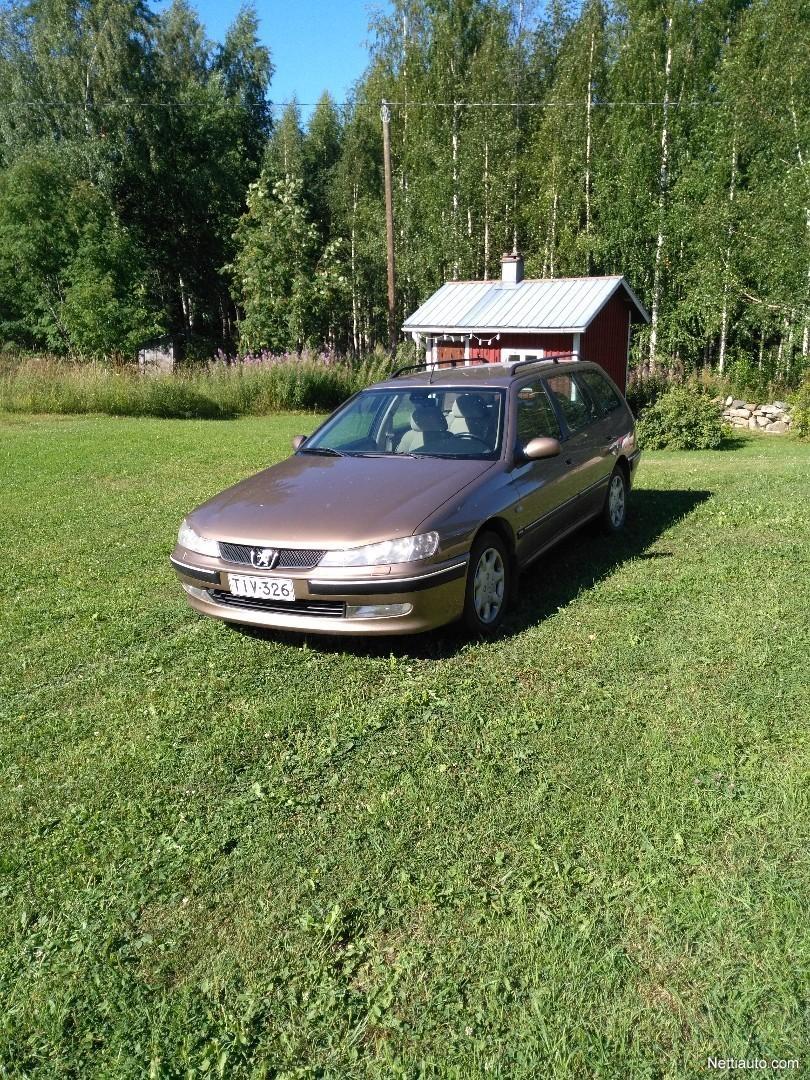 Peugeot 406 ST 2.0 HDI 4d Farmari 1999 - Vaihtoauto - Nettiauto