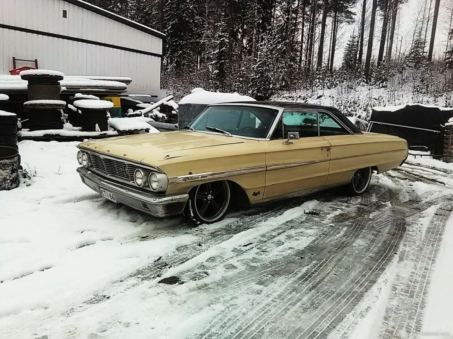Enlarge image ford galaxie