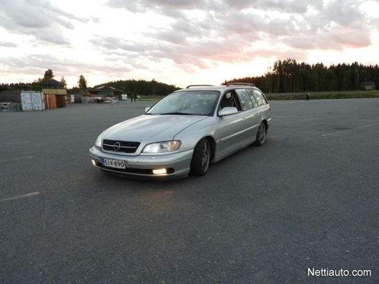 Opel Omega 30 24 Elegance Crv Station Wagon 2001 Used Vehicle