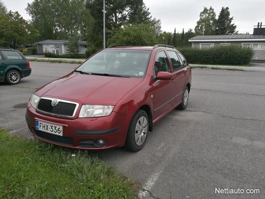 skoda fabia 1.4 16v ambiente combi station wagon 2006 - used vehicle