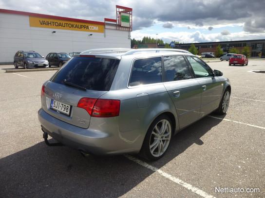 Audi A4 Automaatti