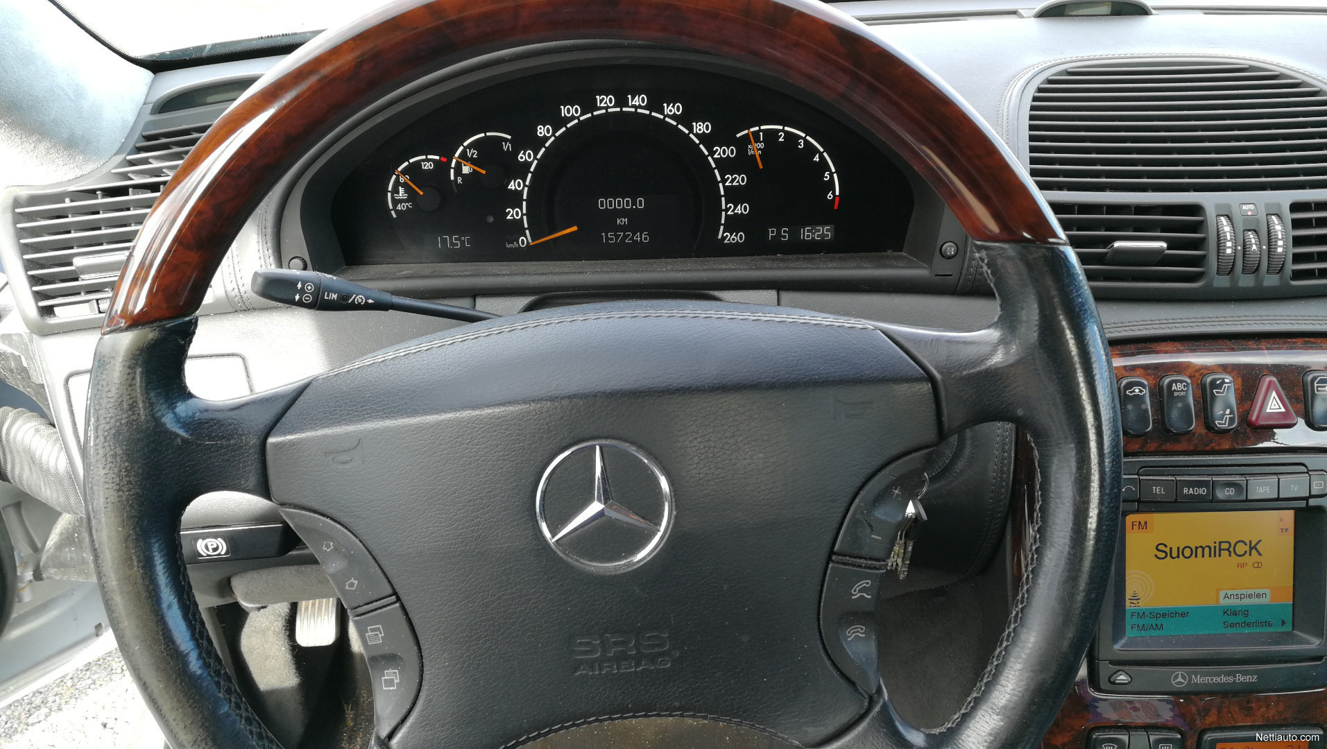 Mercedes Benz Cl 500 Coupe 2d A Coup 2000 Used Vehicle Nettiauto E Previous Next