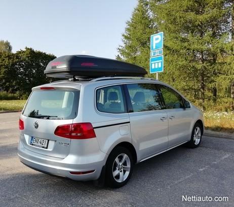 volkswagen sharan highline 2,0 tdi 125 kw (170 hv) bluemotion