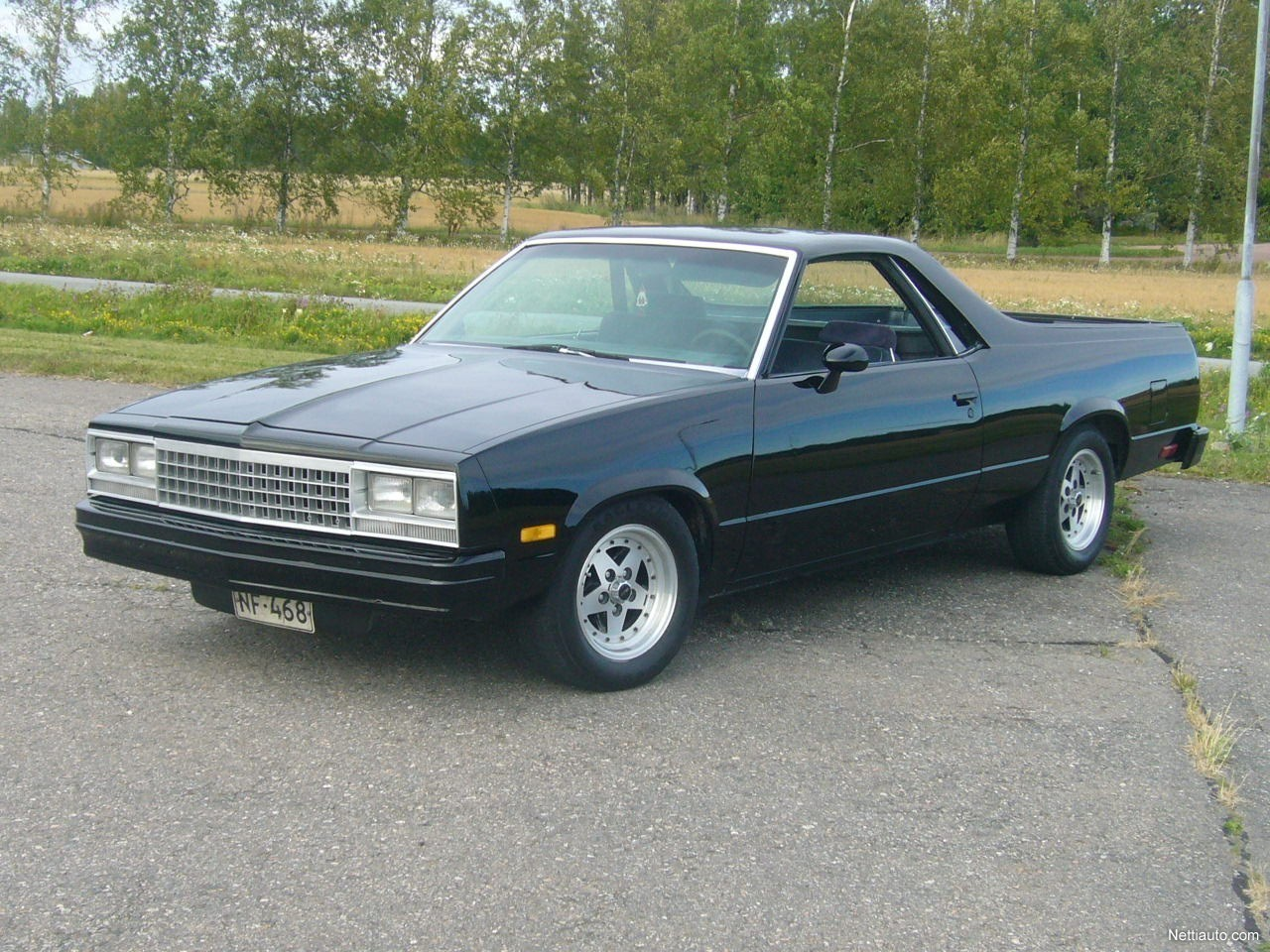 Chevrolet El Camino leimaa 8/2019 asti Pickup 1984 - Used ...