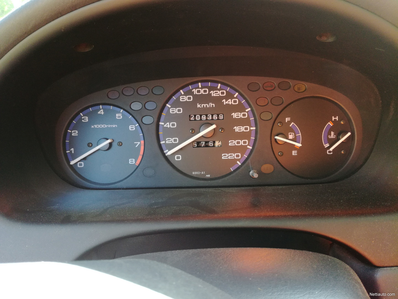 Honda Civic 14i S 3d Hatchback 1999 Used Vehicle Nettiauto 1996 Fuel Gauge