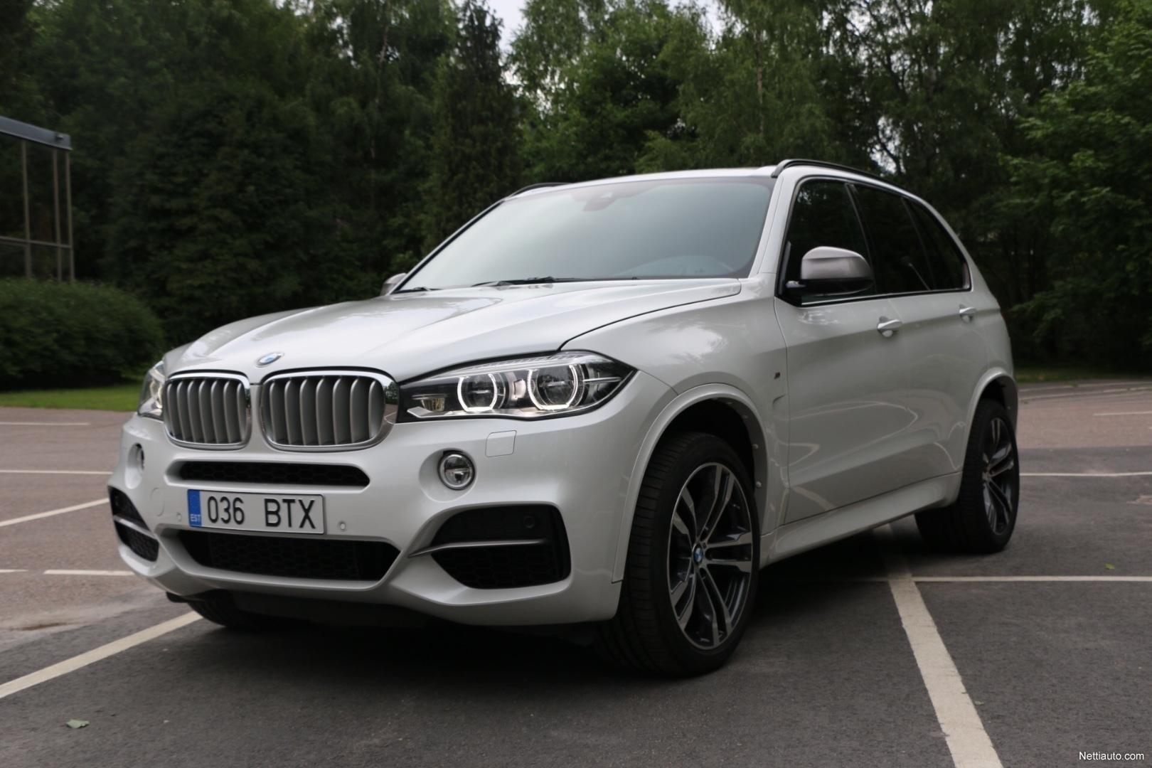BMW X5 F15 M50d 4x4 2015 - Used vehicle - Nettiauto