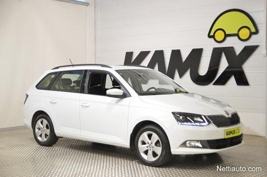 skoda fabia combi 1.2 tsi 90 style station wagon 2017 - used vehicle