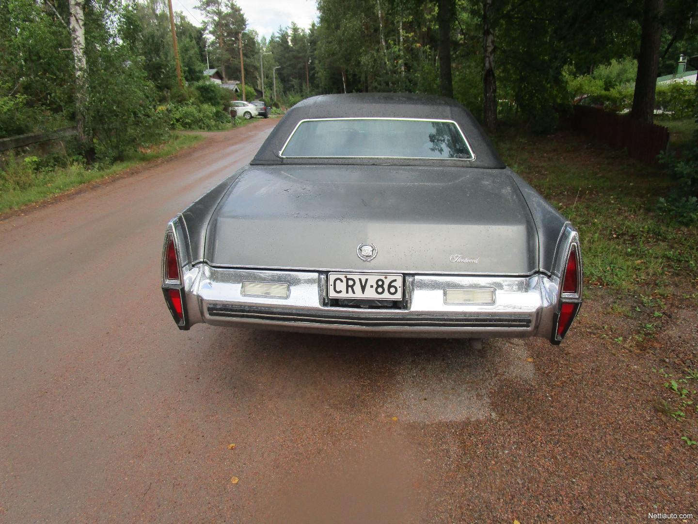 Cadillac Fleetwood 75 Series Limousine Sedan 1973 1951