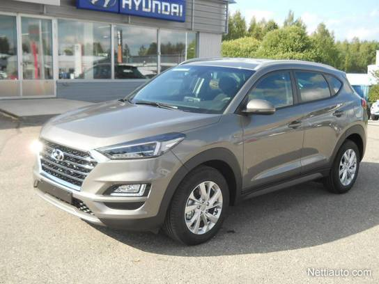 hyundai tucson 1.6 t-gdi 7-dct aut. comfort 4wd 4x4 2018 - used