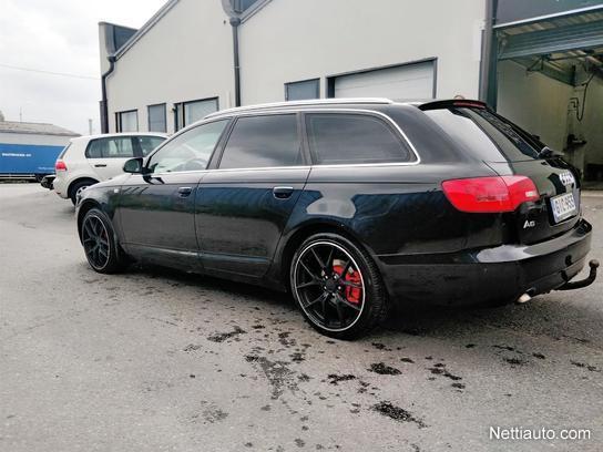 Audi A6 Hinta
