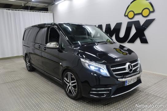 Mercedes Benz Vito 116cdi 4x4 Keskipitka Aut Hieno Sis Alv Amg