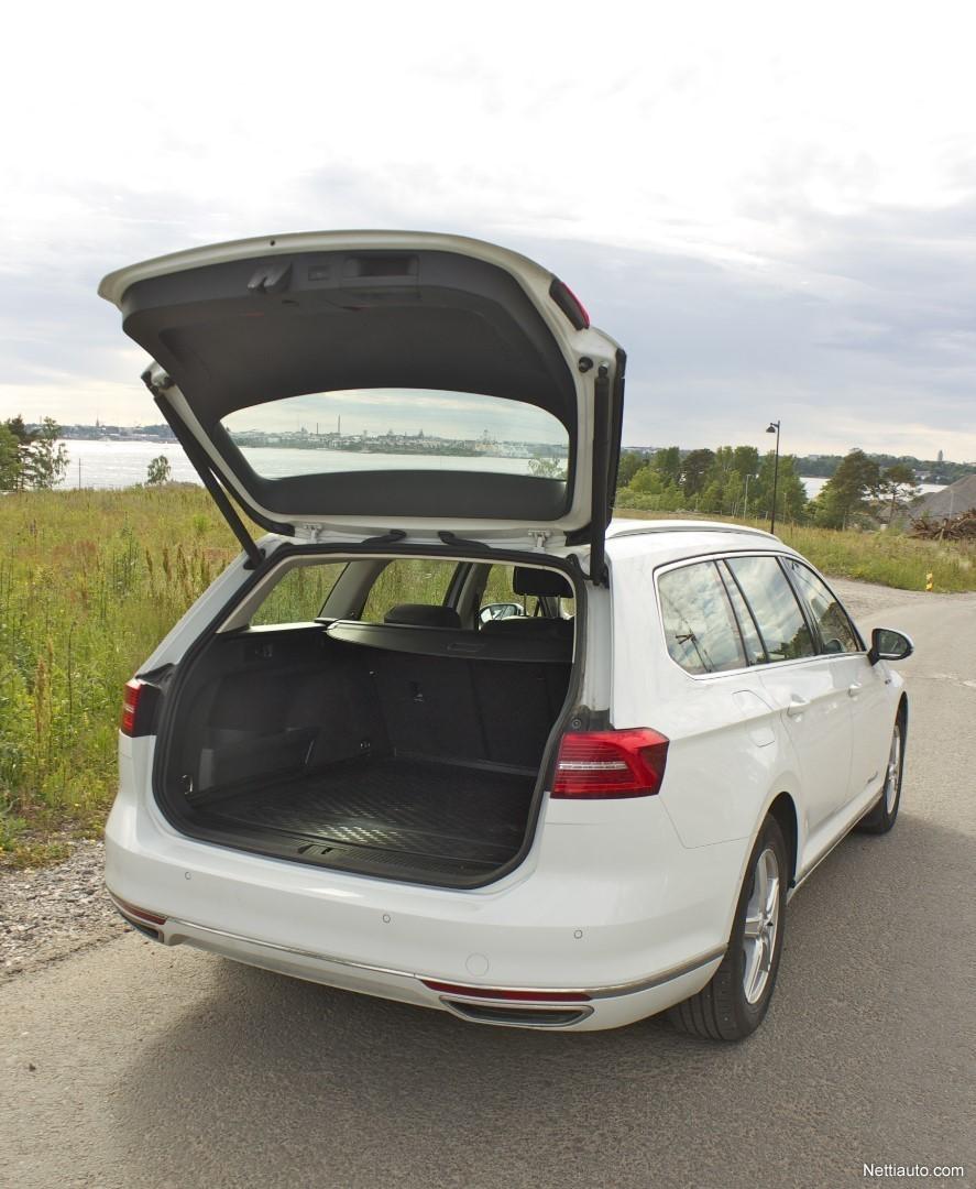 Volkswagen Passat Variant Gte Plug