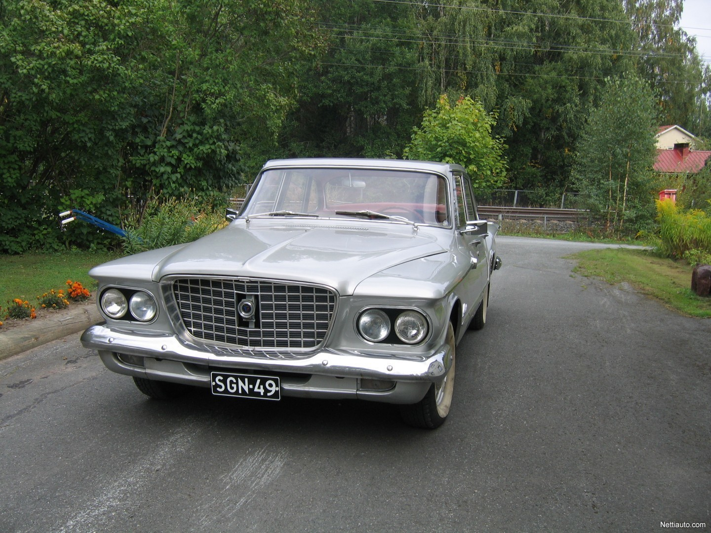Plymouth Valiant V200 4d Sedan 1960 Used Vehicle For Sale Previous Next