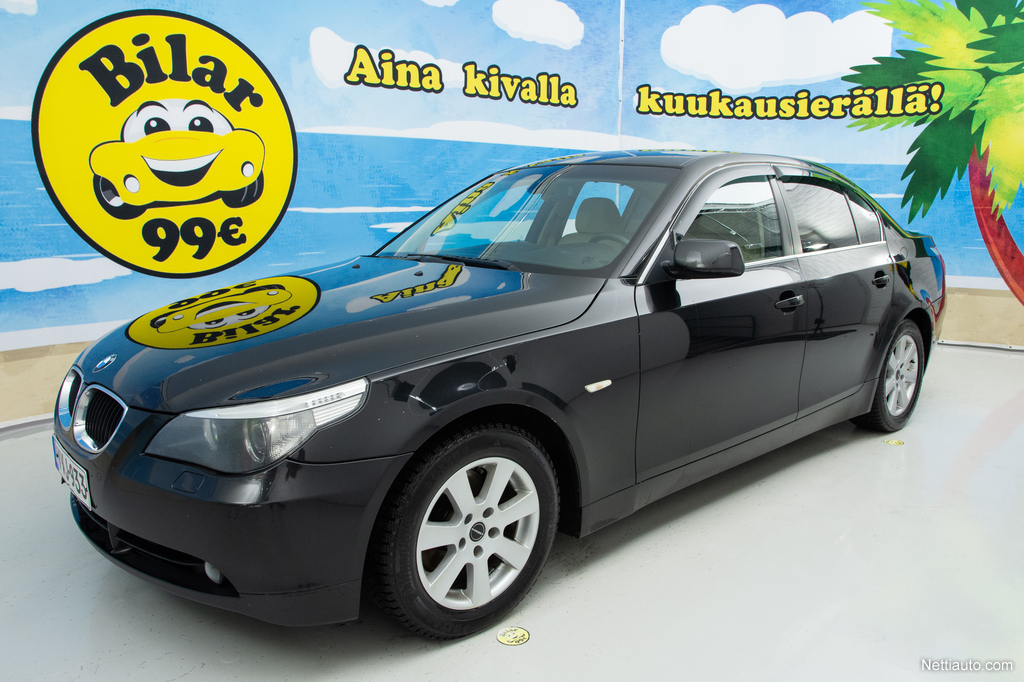 BMW 520 d Sedan Business   MYYDÄÄN HUUTOKAUPAT.FI SIVULLA ... fd1a3f1a94