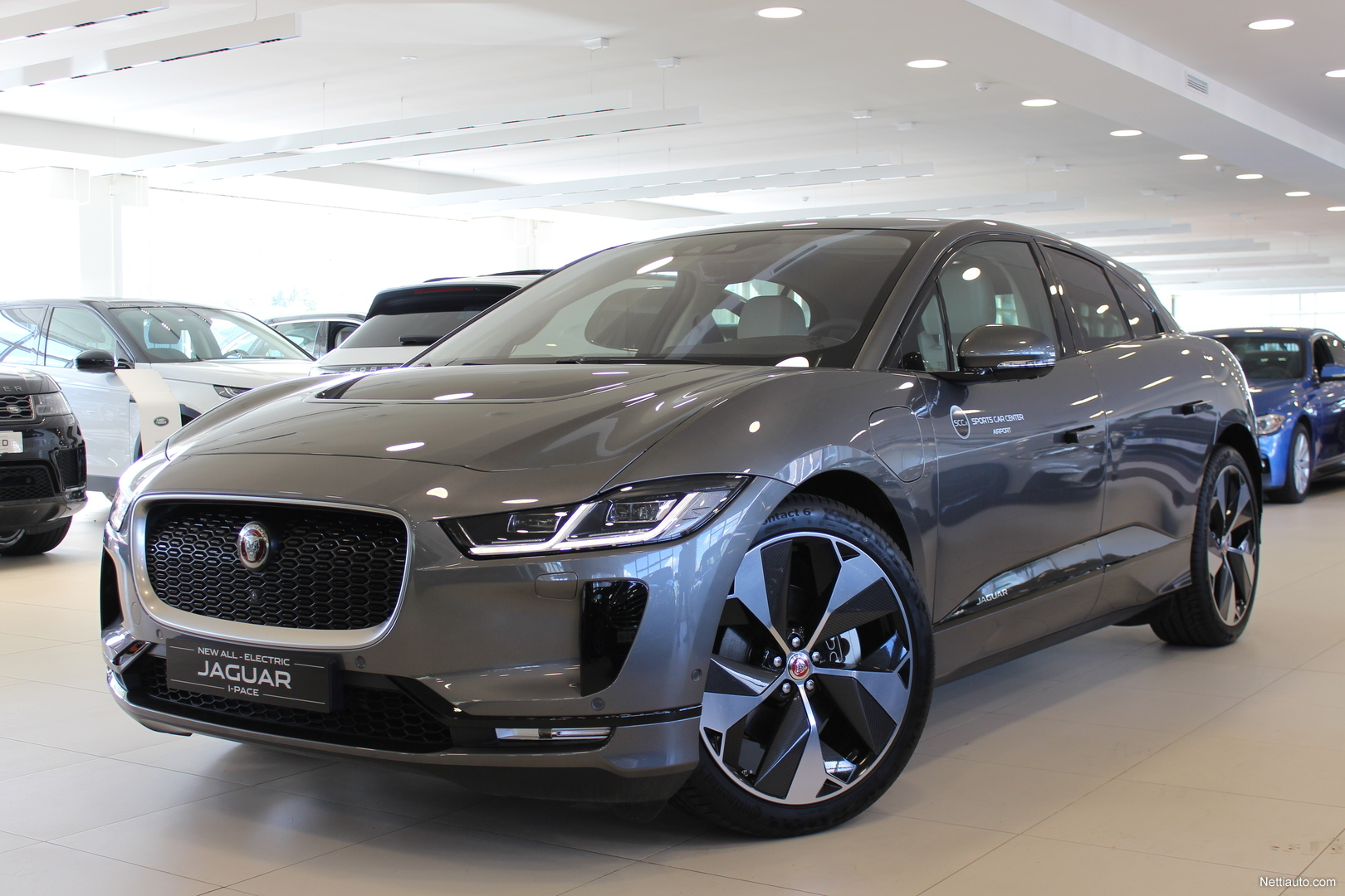 jaguar i-pace first edition viistoper u00e4 2019 - vaihtoauto