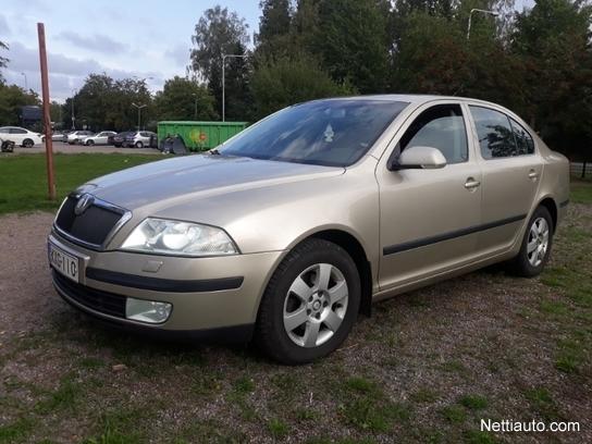 skoda octavia hb 1.9 tdi elegance hatchback 2005 - used vehicle