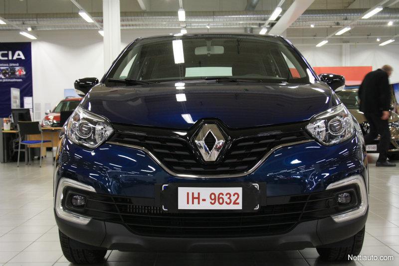 Renault Captur Hinta