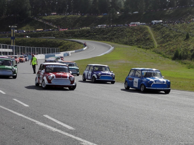 Mini 1000 Minitonni luokan rata kilpa-auto Racing vehicle