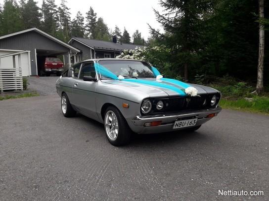 Datsun 120 120y coupe Viistoperä 1975 - Vaihtoauto - Nettiauto