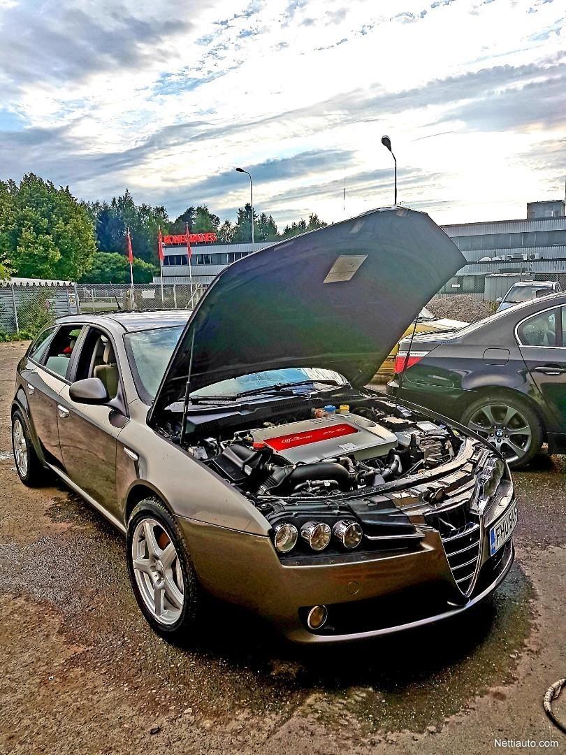 Alfa Romeo 159 24 Jtdm Sportwagon 5d 200hv Station Wagon 2006 Rear Axle Enlarge Image Play Video