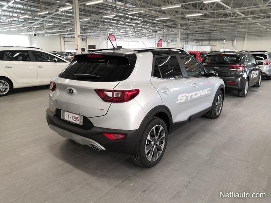 kia stonic 1 0 t gdi isg 120hv ex design ecodynamics premium pack 4x4 2019 used vehicle. Black Bedroom Furniture Sets. Home Design Ideas