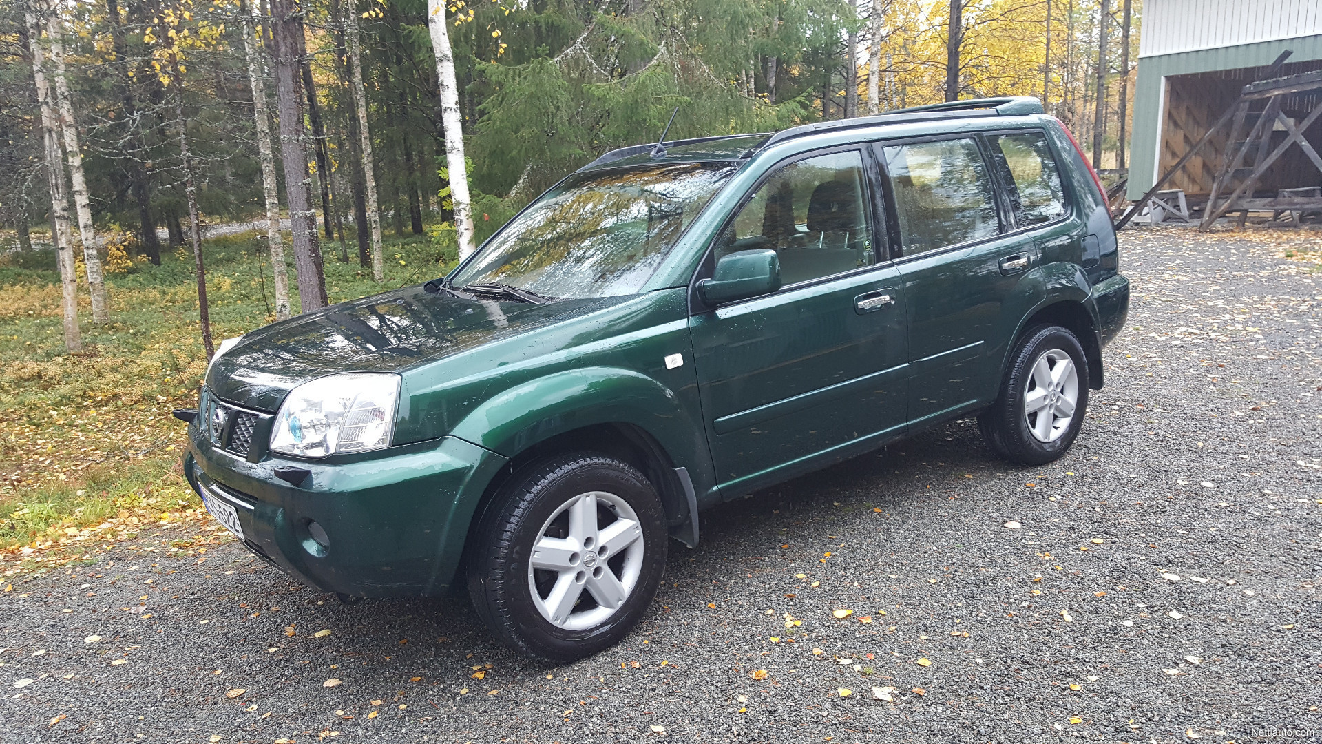 Nissan X Trail 22dci 136 Comfort 5d 4x4 Rek Pakettiautoksi Webasto Xtrail Offroad Modified Previous Next